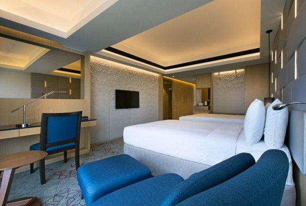 Weekends Buy 1 FREE 1 Room at Le Meridien Kota Kinabalu