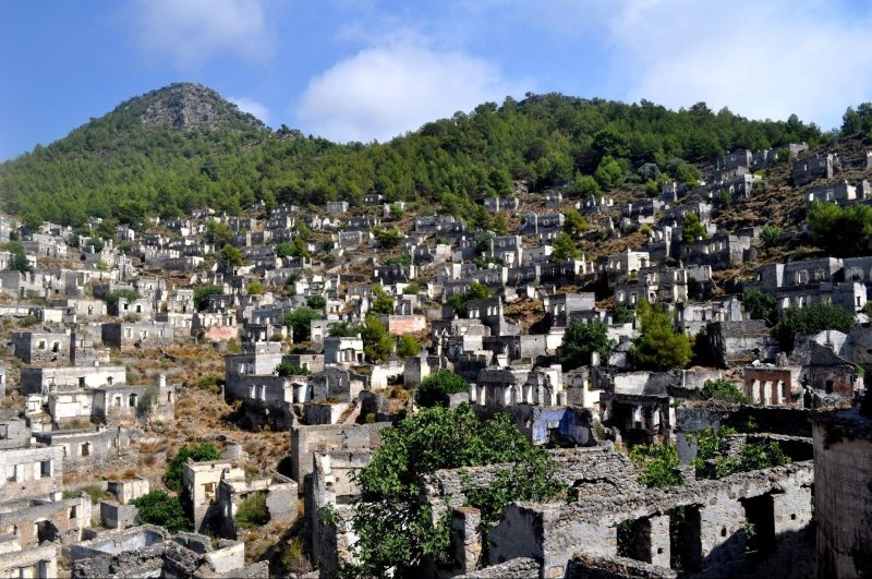 ghost towns in asia