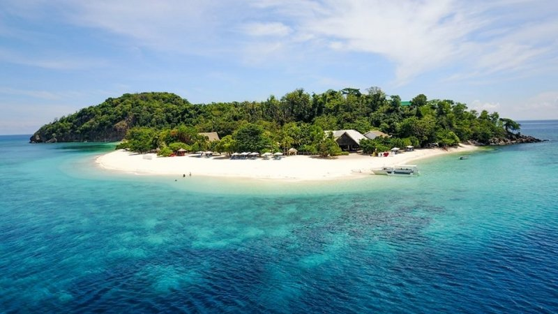 resorts in the philippines