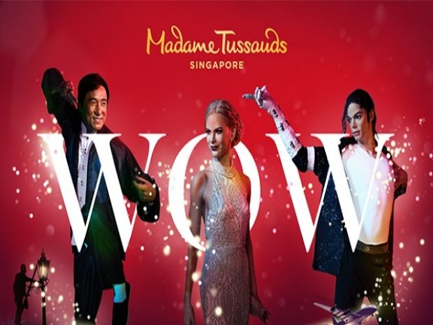 Enjoy 20% Off Full Experience Ticket to Madame Tussauds Singapore with Maybank