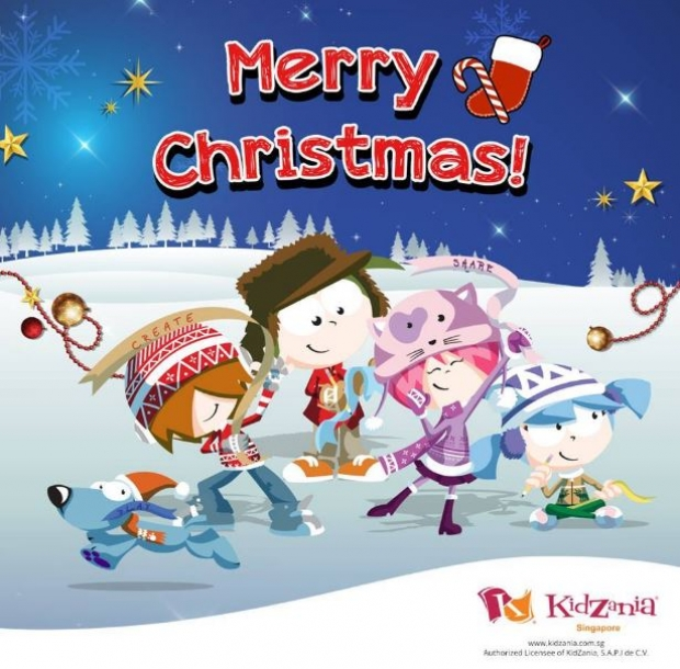 Spot the RightZKeeper and Enjoy Exciting Goodies this Holiday from KidZania