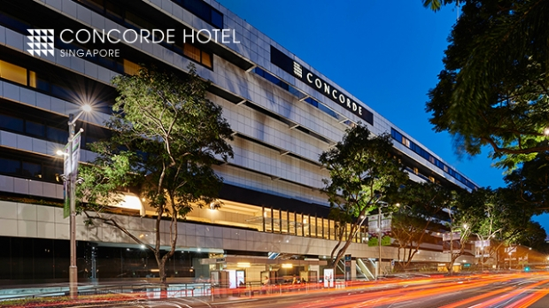 Additional 5% OFF on Top of Promotional Room Packages Exclusive for NTUC Cardholders in Concorde Hotel Singapore