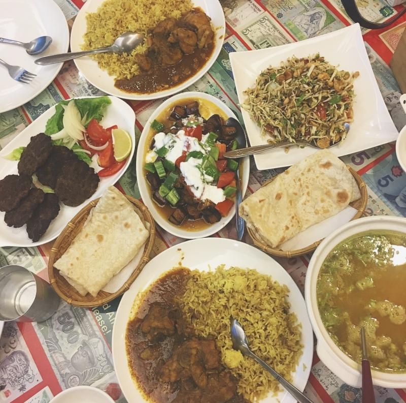 kunming islamic restaurant
