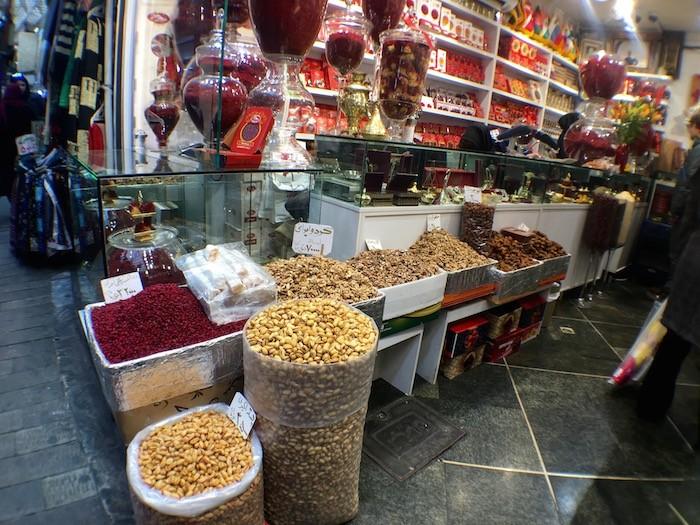 Tajrish Bazaar Tehran