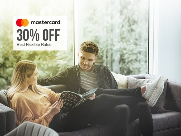 30% off Best Flexible Rates at Swiss-Belhotel International Hotels & Resorts with MasterCard