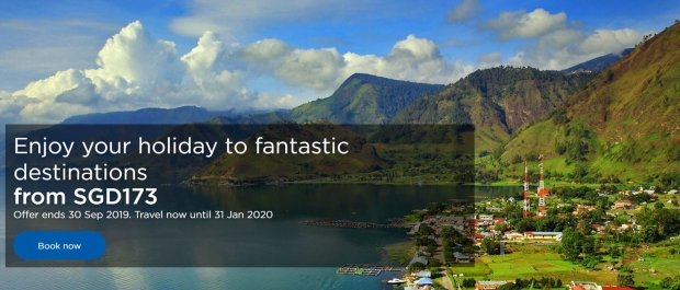 Discover more Destination with Malaysia Airlines