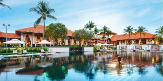 Save up to 10% at Sofitel Singapore Sentosa Resort Spa with UOB Card