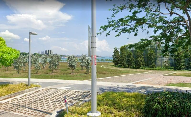 Marina South Drive