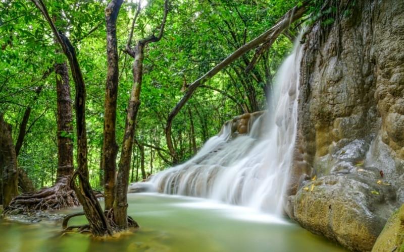 Wang Sai Tong Waterfall