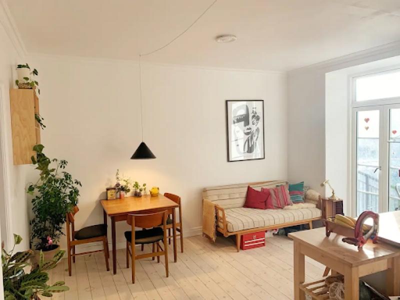 airbnb in Nørrebro copenhagen