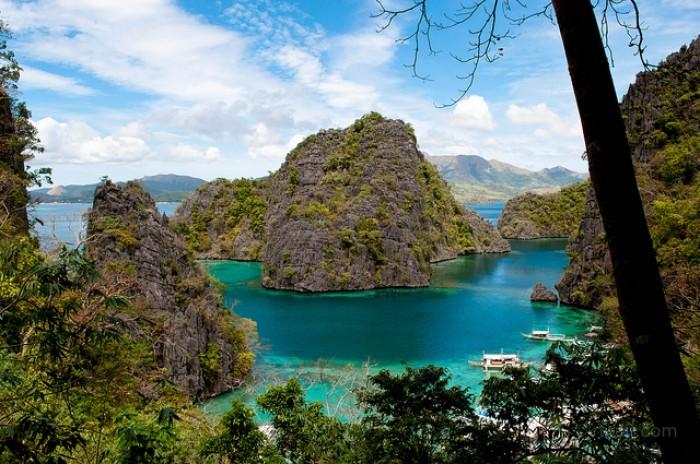 Coron Bay, Palawan