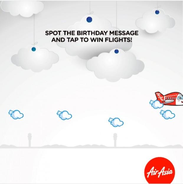 WIN Flights to Phuket and Bangkok from AirAsia