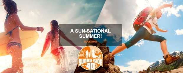 Sunny Side Up 2018 Summer Offer in Angsana Hotels & Resorts