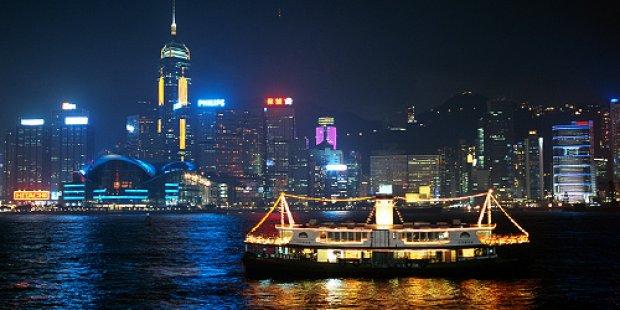 Victoria, Hongkong Du Lịch Bụi Châu Á
