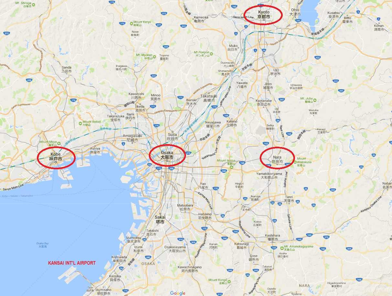 japan itinerary filipinos