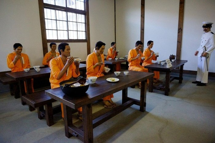 A Look Inside Abashiri Prison Museum in Hokkaido