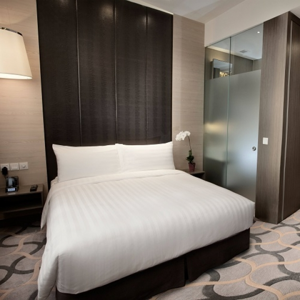20% OFF Best Available Room Rates at Dorsett Singapore with CIMB Card