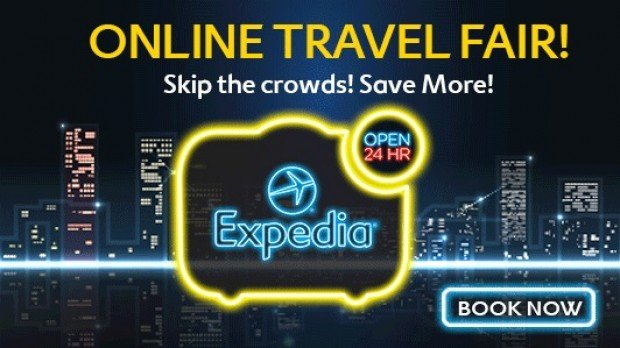Skip the Crowds and Save more with Expedia from SGD75 1