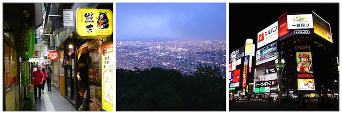 Chơi gì ở Sapporo