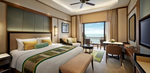 Luxury for Less - Deluxe Garden View Room from RM550 with Shangri-La