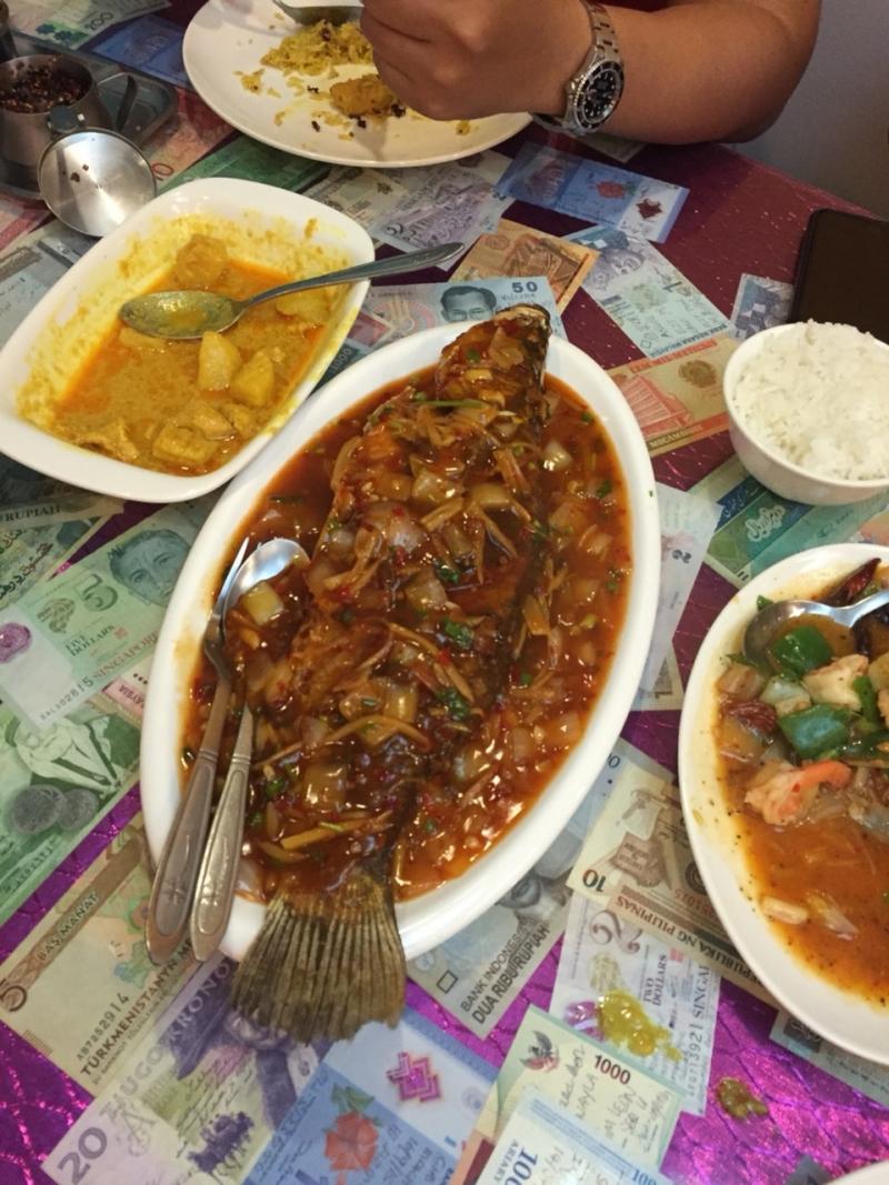 Kunming Islamic Food Taipei Taiwan