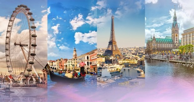 Explore the World with MasterCard and Thai Airways from SGD270