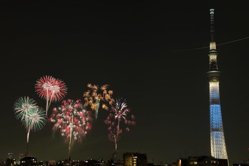 japan fireworks festivals