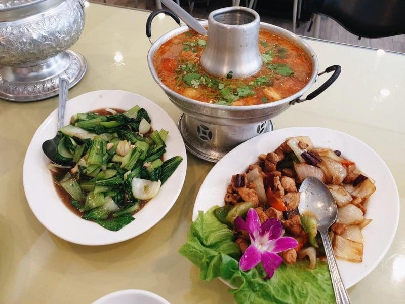 thai yunus halal restaurant taipei