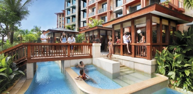National Day Promotion: Up to 33% Off Rock Bar Cabanas at Resorts World Sentosa