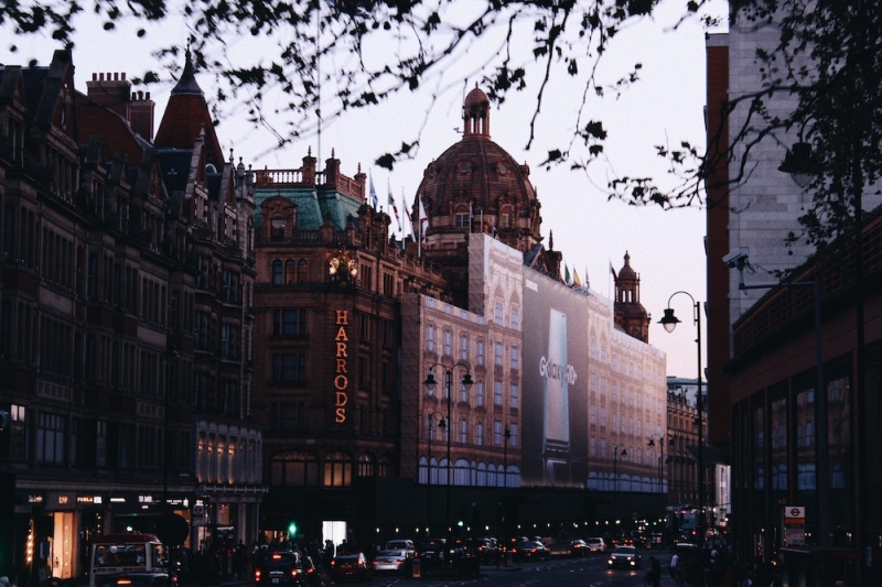 things to do in london: harrods