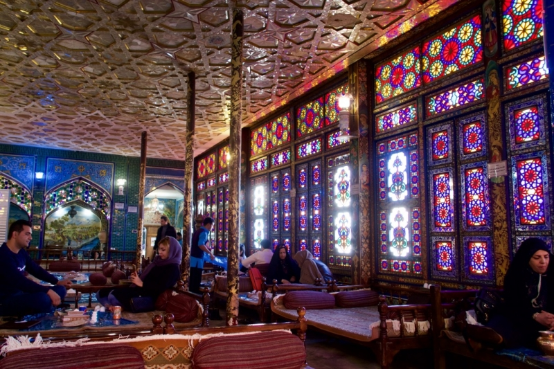 isfahan itinerary