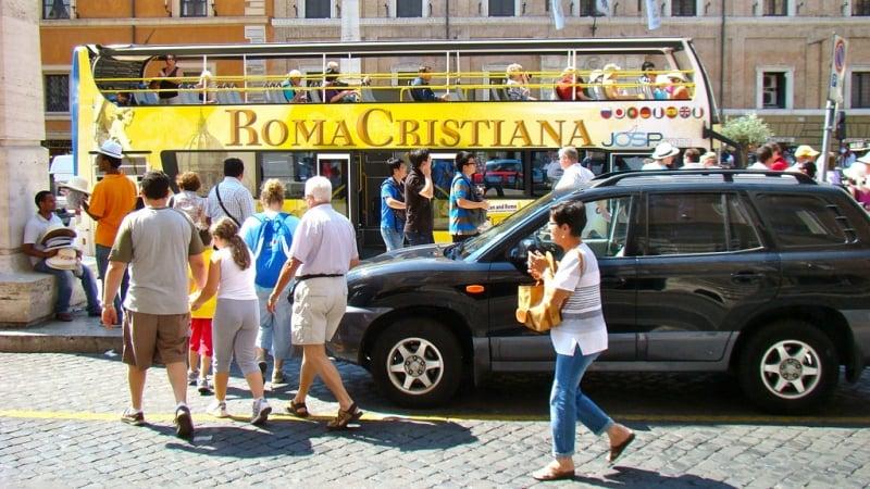 roma cristiana italy