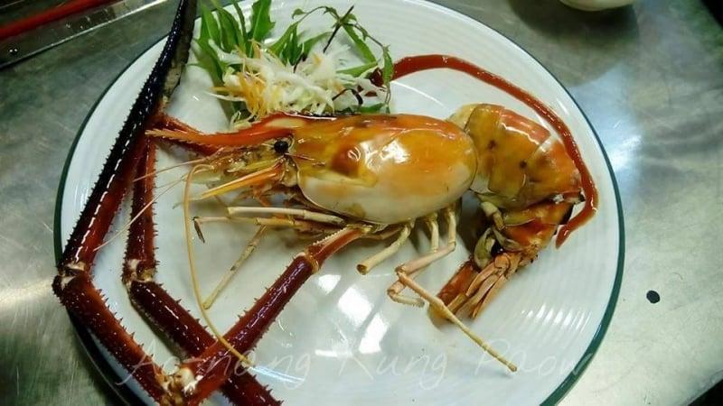 Ao Nang Kung Paow Halal Food Krabi
