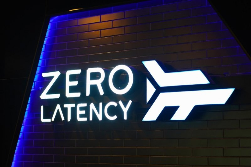 zero latency sign