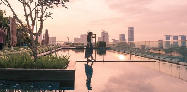 Chillax Staycation at Hotel Jen Orchardgateway Singapore by Shangri-La