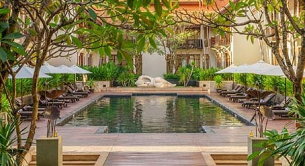 Anantara Angkor Short Breaks Special from SGD280