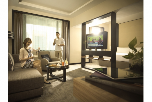 15% Off Best Available Rate in Pan Pacific Orchard, Singapore with UOB Cards