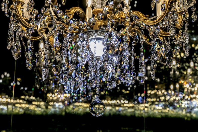 Chandelier of Grief