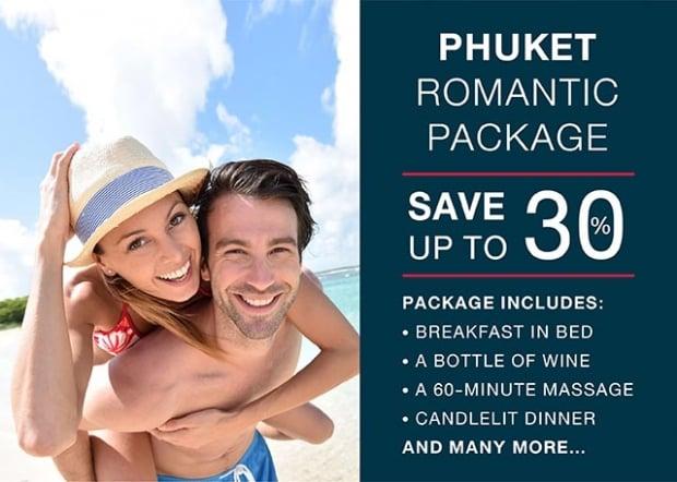 Romantic Getaways in Phuket with Centara Hotel Karon