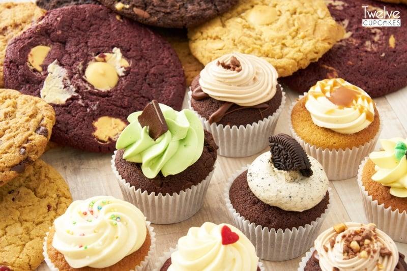 Twelve Cupcakes Singapore