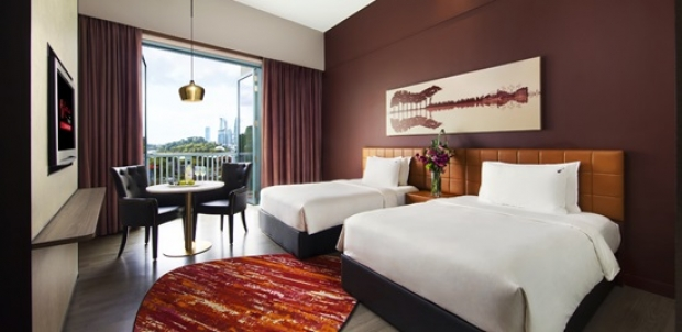 Limited Time Special - Enjoy 10% off Hotel Room Rates at Resorts World Sentosa