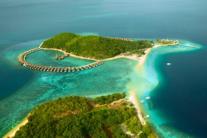 Huma Island, Palawa