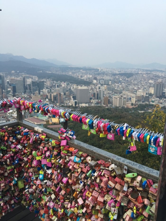 Tháp Namsan (Tháp Seoul 남산타워)