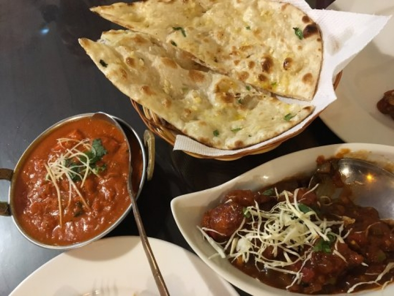 Saathiya Indian Cuisine Taipei Taiwan