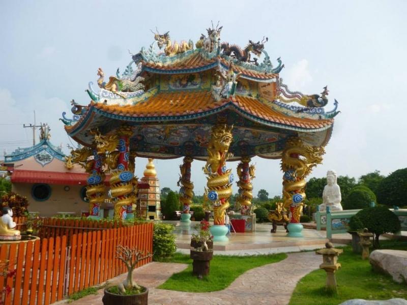 attractions in singburi thailand