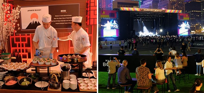 central harbourfront marriott bonvoy vip experience