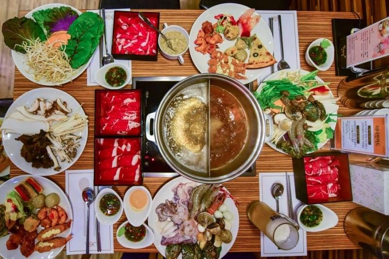Makanan di pulau Jeju