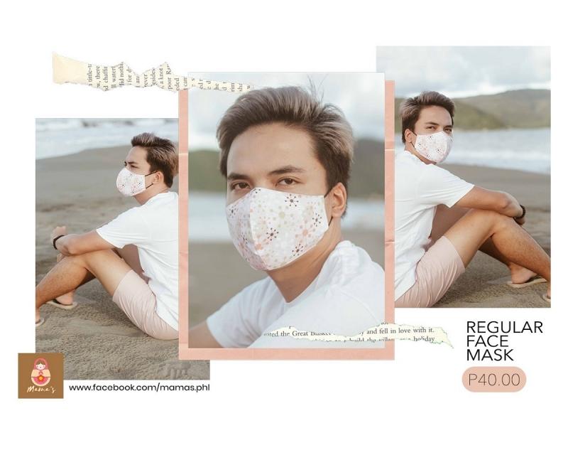 local cloth masks ph