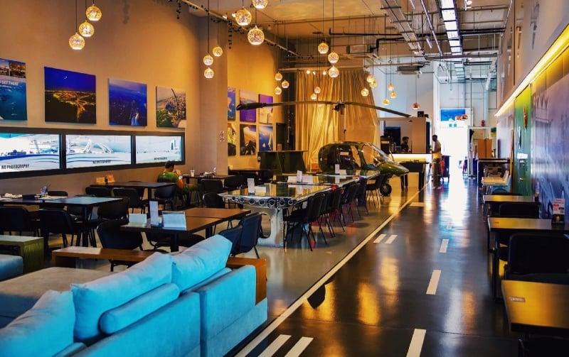 Hangar66 Cafe