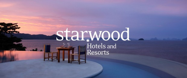 Save 20% on Starwood Hotels Rate with DBS Cards